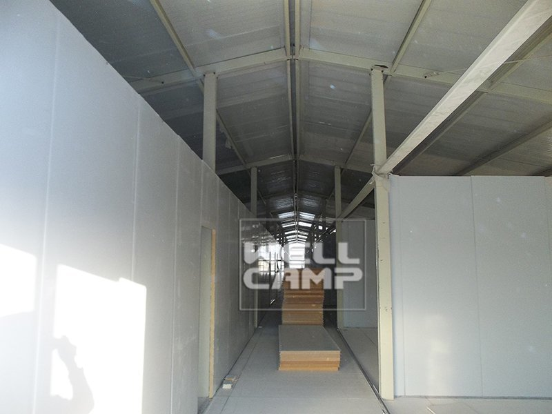 Economical Mobile Modular Prefab Building, Wellcamp T-9