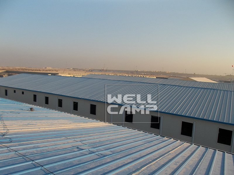 WELLCAMP, WELLCAMP prefab house, WELLCAMP container house Array image111