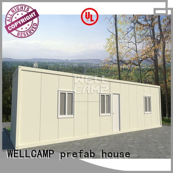 pack c15 built modern container house apartment