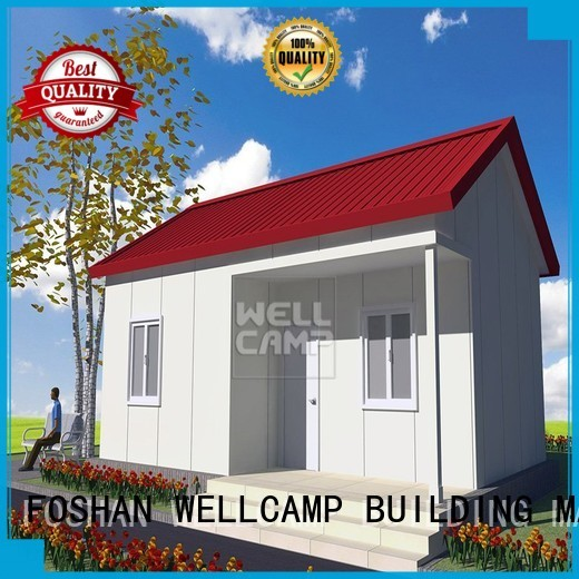 Wholesale project china luxurious prefab villa for sale wellcamp WELLCAMP, WELLCAMP prefab house, WELLCAMP container house Brand