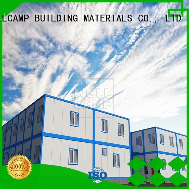 modern container house c16 house WELLCAMP, WELLCAMP prefab house, WELLCAMP container house Brand detachable container house