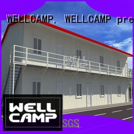 economical t5 t15 prefab houses for sale WELLCAMP, WELLCAMP prefab house, WELLCAMP container house Brand