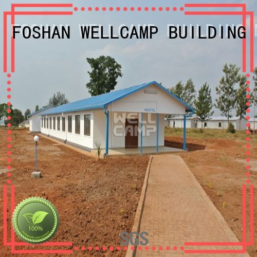 WELLCAMP, WELLCAMP prefab house, WELLCAMP container house Brand apartment house homes modular house manufacture