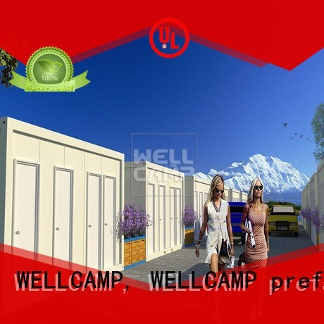 modern container house c16 wellcamp economic WELLCAMP, WELLCAMP prefab house, WELLCAMP container house Brand