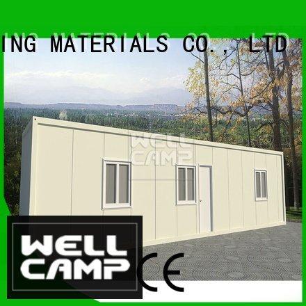 wellcamp panel WELLCAMP, WELLCAMP prefab house, WELLCAMP container house detachable container house