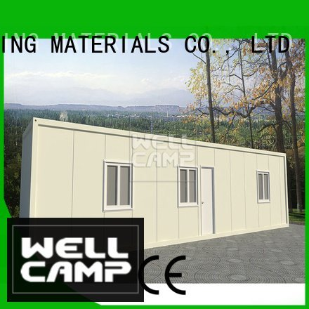 wellcamp panel WELLCAMP, WELLCAMP prefab house, WELLCAMP container house detachable container house