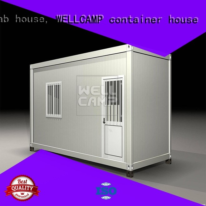 panel c12 detachable container house WELLCAMP, WELLCAMP prefab house, WELLCAMP container house Brand