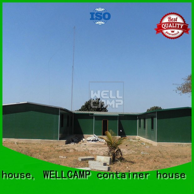 storey style prefab houses for sale WELLCAMP, WELLCAMP prefab house, WELLCAMP container house Brand