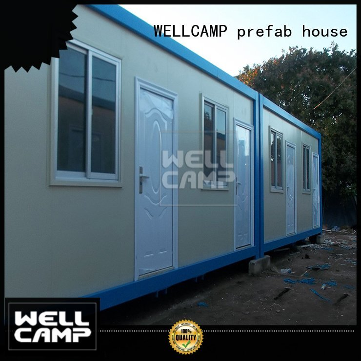 Hot modern container house c13 detachable container house goods
