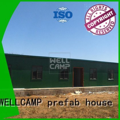 t10 prefab houses for sale WELLCAMP, WELLCAMP prefab house, WELLCAMP container house modular prefabricated house suppliers
