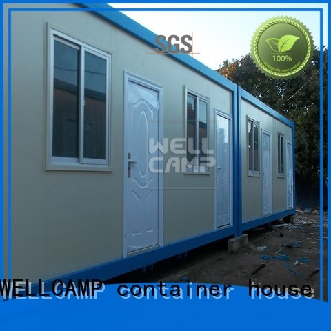 modern container house c2 Bulk Buy portable WELLCAMP, WELLCAMP prefab house, WELLCAMP container house