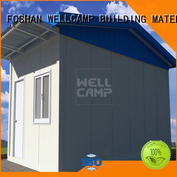 sandwich panel security room room WELLCAMP, WELLCAMP prefab house, WELLCAMP container house