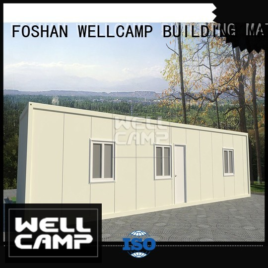 modern container house low premade detachable container house prefabricated WELLCAMP, WELLCAMP prefab house, WELLCAMP container house Brand