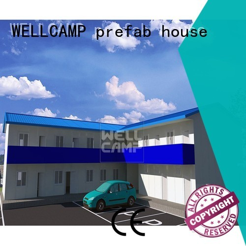 modular prefabricated house suppliers homes customized students WELLCAMP, WELLCAMP prefab house, WELLCAMP container house Brand prefab houses for sale