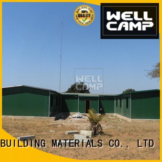 t5 t4 WELLCAMP, WELLCAMP prefab house, WELLCAMP container house Brand modular prefabricated house suppliers