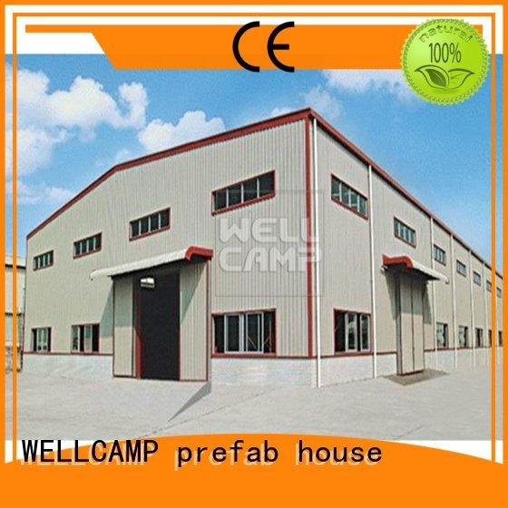 strong dakar project prefabricated steel warehouse