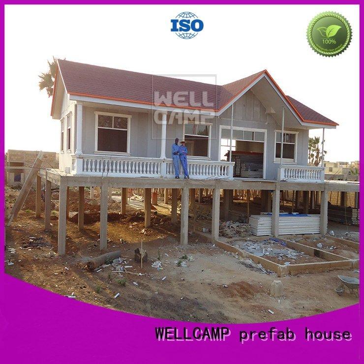 Prefabricated Concrete Villa class smart vocation cv6 Bulk Buy