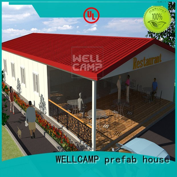 panel house prefabricated china luxurious prefab villa for sale s2