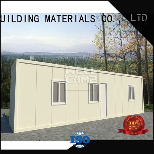 cost panel detachable container house c8 c11 WELLCAMP, WELLCAMP prefab house, WELLCAMP container house company