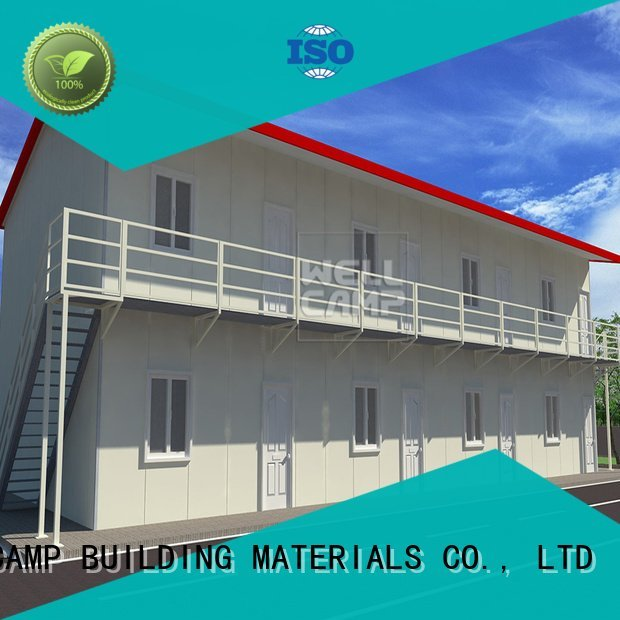 Hot modular prefabricated house suppliers economical prefab houses for sale t13 WELLCAMP, WELLCAMP prefab house, WELLCAMP contai