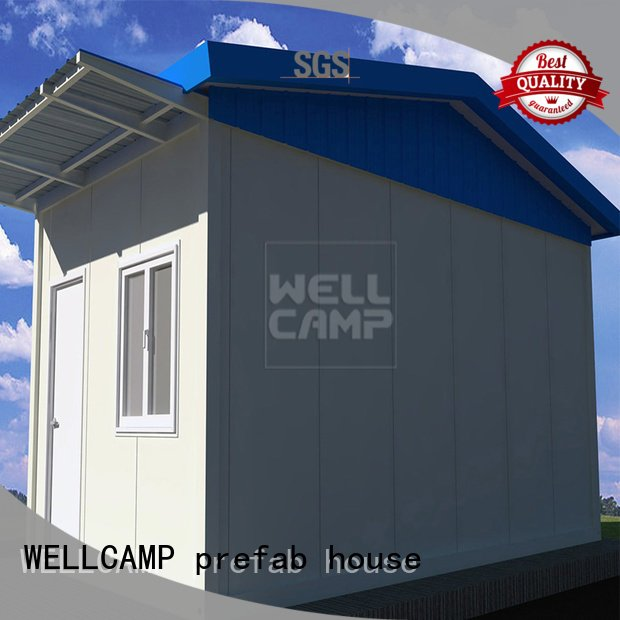 security room manufacturer protable WELLCAMP, WELLCAMP prefab house, WELLCAMP container house Brand security room