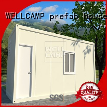 modern container house modular WELLCAMP, WELLCAMP prefab house, WELLCAMP container house Brand detachable container house