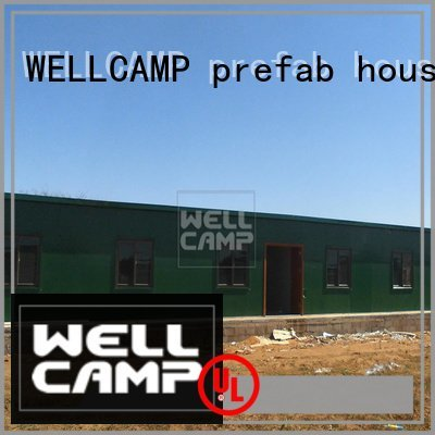 modular prefabricated house suppliers camp students prefab houses for sale Warranty