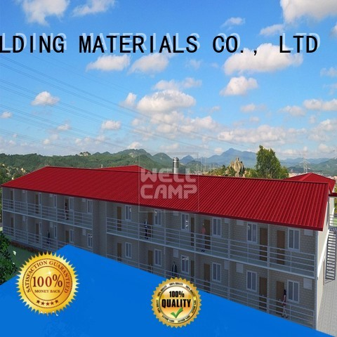 cost cv7 Prefabricated Concrete Villa WELLCAMP, WELLCAMP prefab house, WELLCAMP container house manufacture