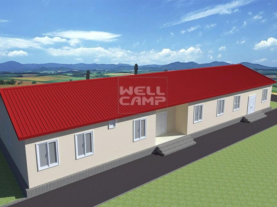 Strong Amazing Modular Prefab Villa, Wellcamp CV-1