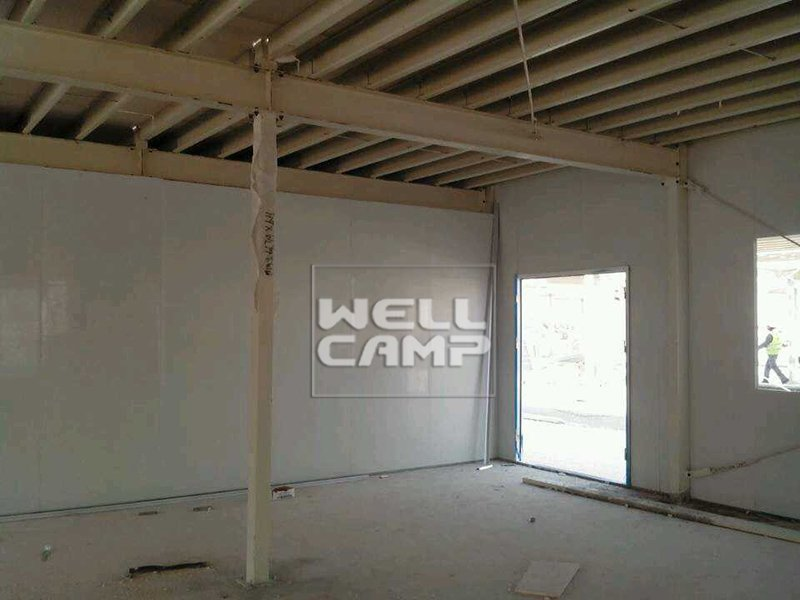 Luxury Customized Standard Modular Prefab Building, Wellcamp CV-3