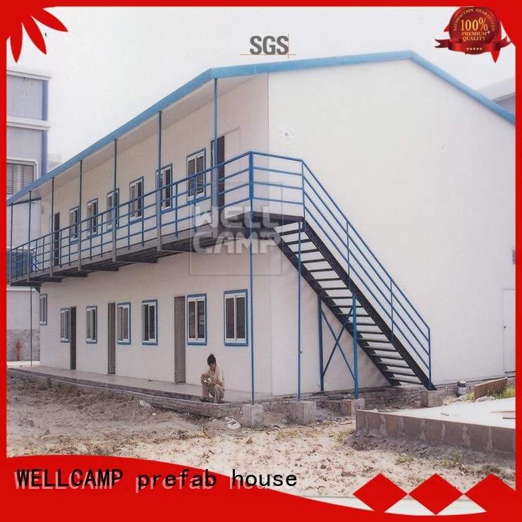 t11 security prefab houses for sale WELLCAMP, WELLCAMP prefab house, WELLCAMP container house Brand