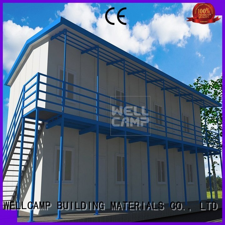 modular prefabricated house suppliers home WELLCAMP, WELLCAMP prefab house, WELLCAMP container house Brand prefab houses for sale