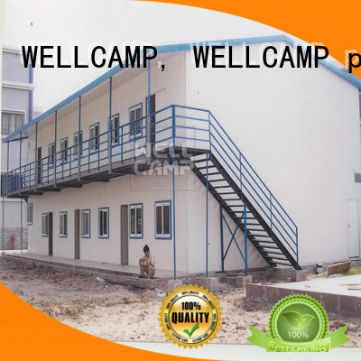 WELLCAMP, WELLCAMP prefab house, WELLCAMP container house modular prefabricated house suppliers style sandwich affordable three