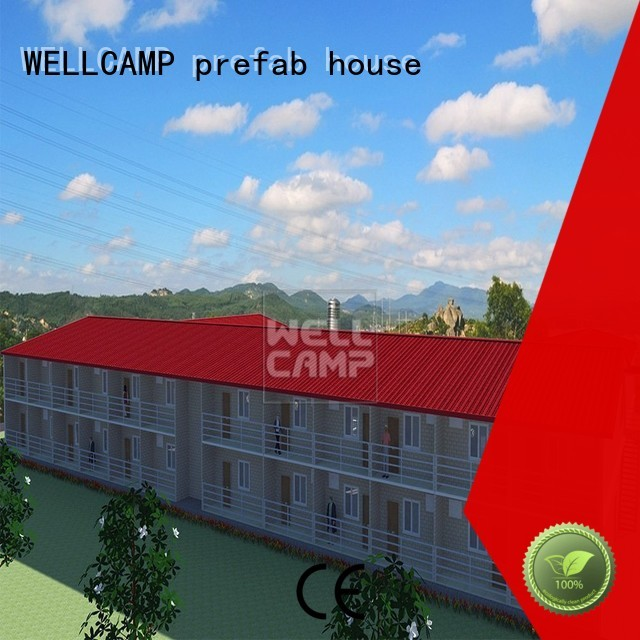cv5 Custom apartment modular house countryside WELLCAMP, WELLCAMP prefab house, WELLCAMP container house