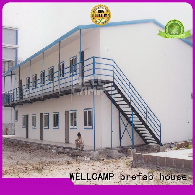 Hot modular prefabricated house suppliers security economic t8 Brand