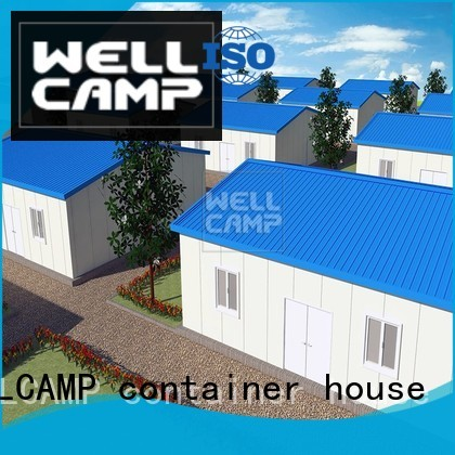 WELLCAMP, WELLCAMP prefab house, WELLCAMP container house Brand economic t5 modular prefabricated house suppliers t10 supplier