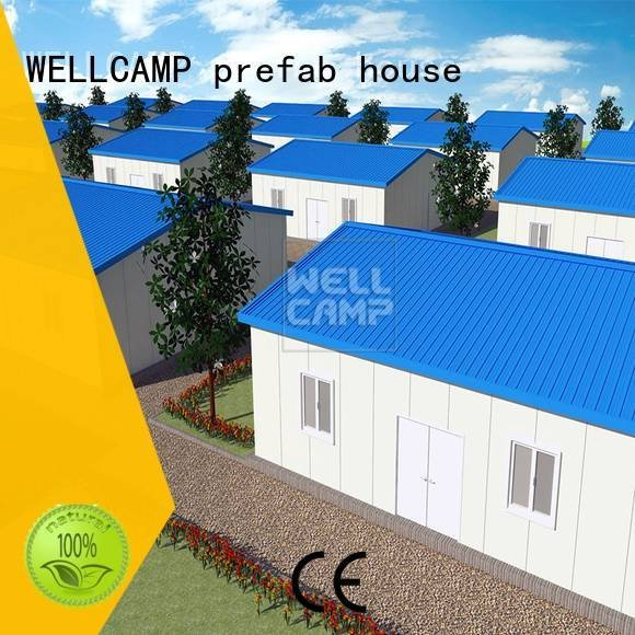 Brand three prefab t12 modular prefabricated house suppliers
