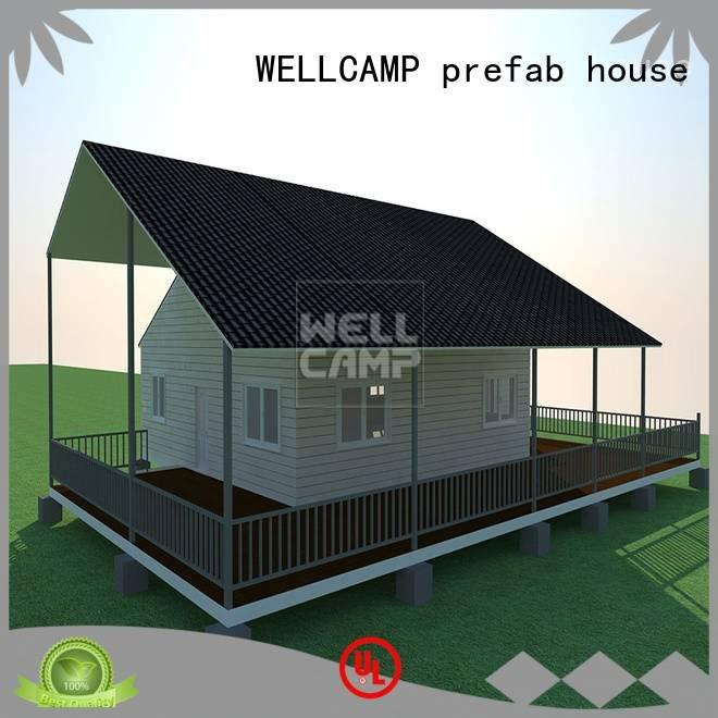 Prefabricated Concrete Villa low amazing modern cv6
