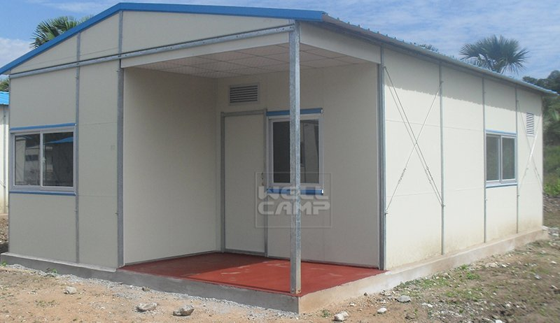 WELLCAMP, WELLCAMP prefab house, WELLCAMP container house Simple Sandwich Panel Prefabricated House, Wellcamp T-15 T prefabricated House image28