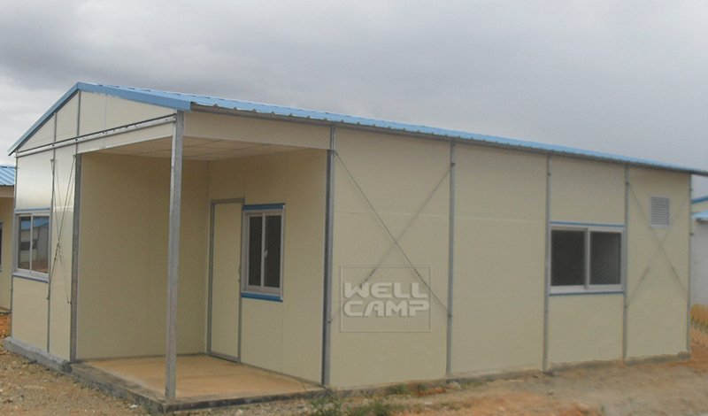 WELLCAMP, WELLCAMP prefab house, WELLCAMP container house Array image102
