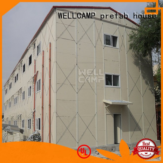 WELLCAMP, WELLCAMP prefab house, WELLCAMP container house Brand section k14 low prefabricated houses china price