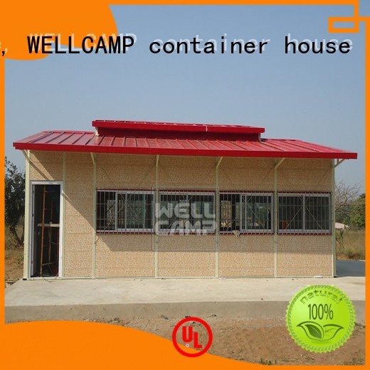 temporary k15 prefabricated houses china price WELLCAMP, WELLCAMP prefab house, WELLCAMP container house manufacture