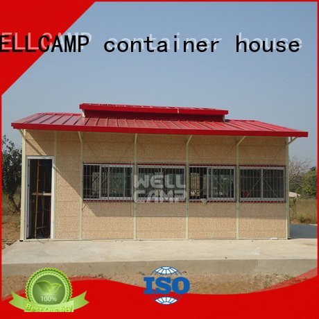 prefabricated houses china price movable k5 OEM prefab houses WELLCAMP, WELLCAMP prefab house, WELLCAMP container house