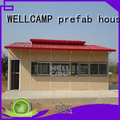 prefabricated houses china price prefab houses rock WELLCAMP, WELLCAMP prefab house, WELLCAMP container house Brand