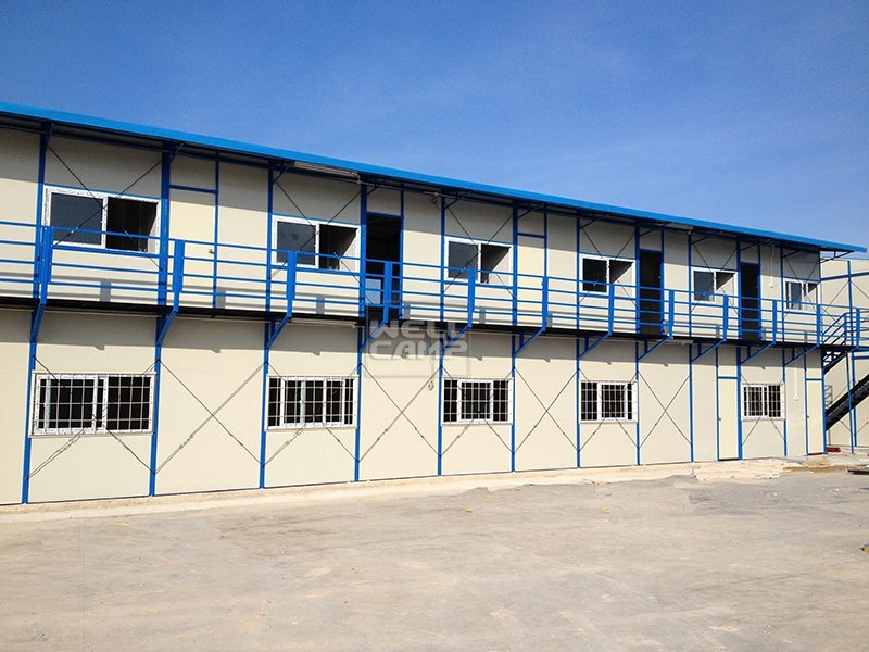 Can container house price be made by any shape, size, color, spec. or material?