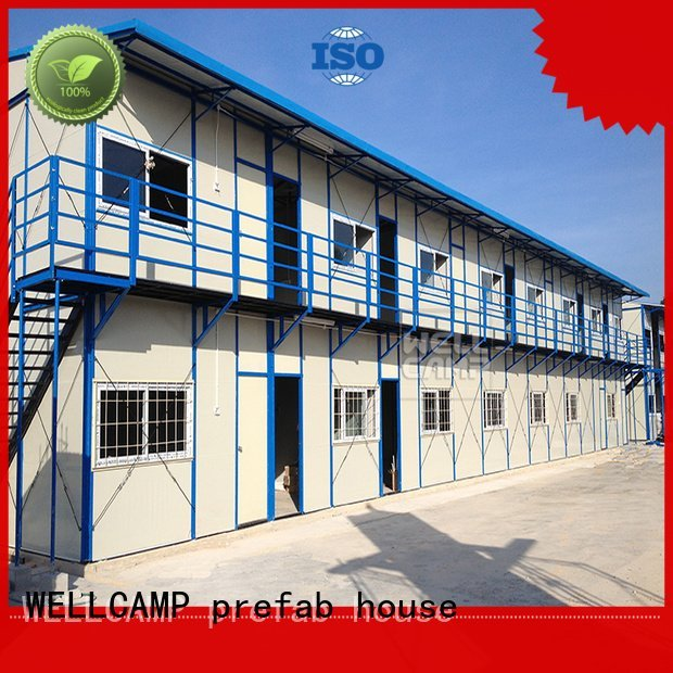Wholesale k8 sale prefab houses WELLCAMP, WELLCAMP prefab house, WELLCAMP container house Brand