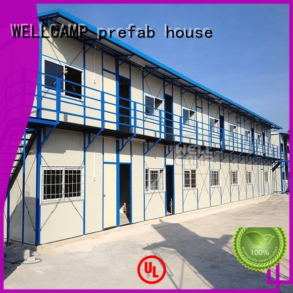 strong project prefabricated houses china price affordable fast WELLCAMP, WELLCAMP prefab house, WELLCAMP container house Brand
