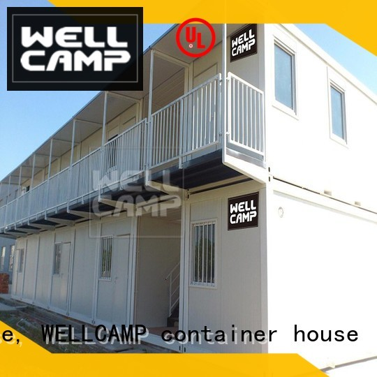 Wholesale c15 modern container house WELLCAMP, WELLCAMP prefab house, WELLCAMP container house Brand