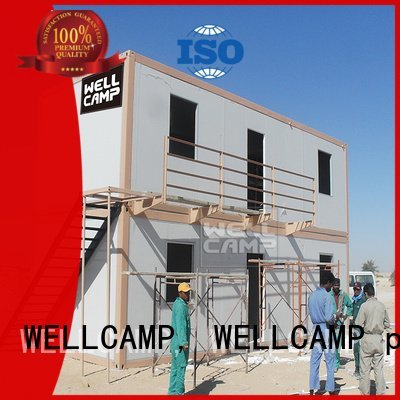 modern container house portable detachable container house WELLCAMP, WELLCAMP prefab house, WELLCAMP container house