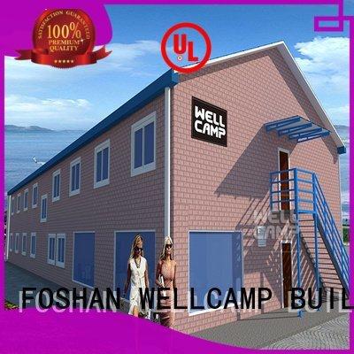 WELLCAMP, WELLCAMP prefab house, WELLCAMP container house Brand wellcamp v23 cv3 modular house